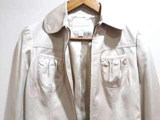 Banana Republic beige jacket