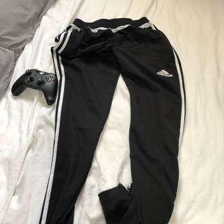 Striped Adidas