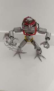 🚚 wire robot