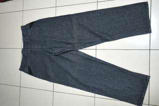 🚚 37腰高級休閒牛仔褲~185