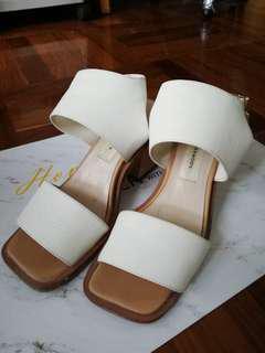 Lagunamoon 白色涼鞋