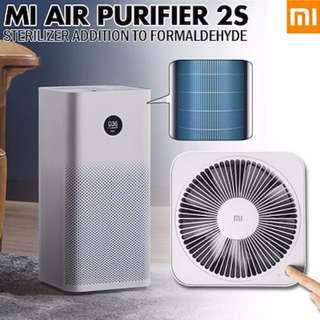 🚚 [Ready Stock] Xiaomi Air Purifier 2S