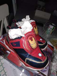 Avengers footwear