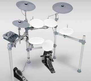 """KAT KT2 electronic Drum Kit """"WITH ACCESSORIES"""" For sale"""