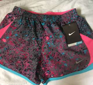 BNWT Nike Dri-fit Running Shorts