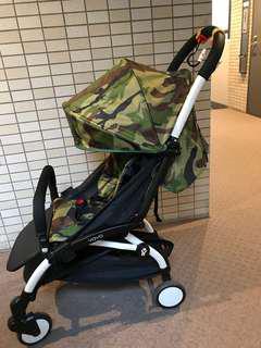Babyzen yoyo 第一代 摺疊輕便手推車 可登機可平躺