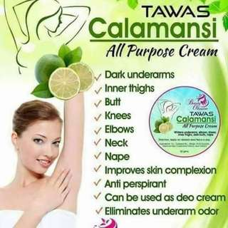Tawas-Calamansi All Purpose Cream