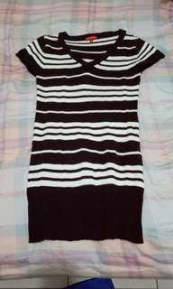 #DiskonRabu Knit blouse Ezpresso