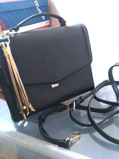 Zara Bag + Free H&M Keychain