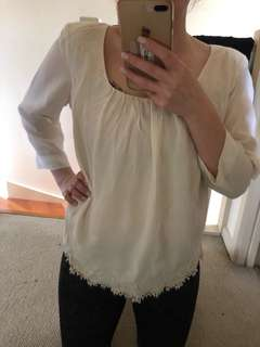 Witchery top - size 12