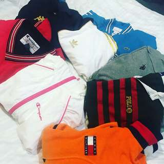 Branded Tops