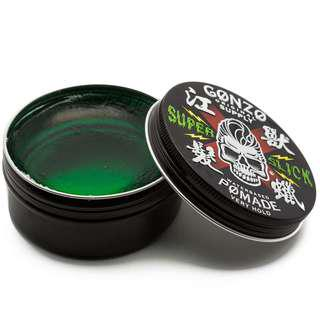 🚚 Free Doorstep Delivery 📦 [Gonzo Super Slick Pomade Waterbased Stronghold]