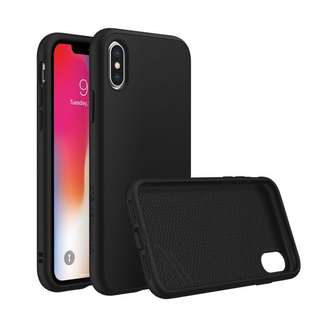 Rhinoshield Solidsuit Leather for iPhone X