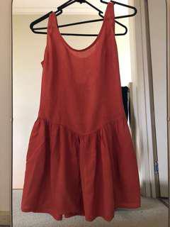 Subtitled Dress size 8
