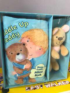 Cuddly Pillow Book