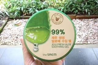 The Saem Aloe Vera Gel
