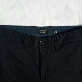 Pull And Bear Stretch Skinny Chinos