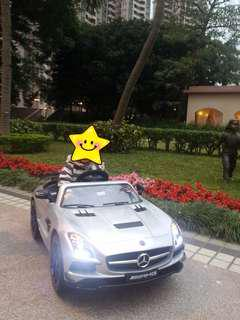 Baby Remote and Self Drive Car 電動車
