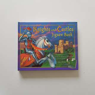 Knights and Castles: Jigsaw Book