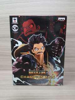 One Piece Monkey D Luffy Gear Fourth figurine