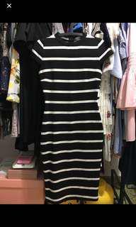 Temt striped dress