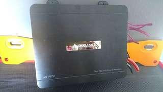 Audiobank Amp