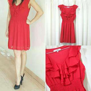 NEW LOOK Red Dress