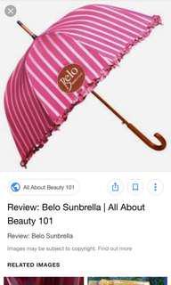 Bnew Belo Sunbrella w/ UPF 50
