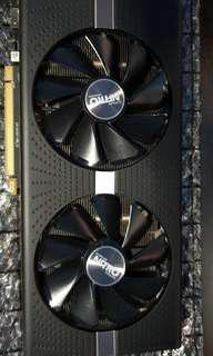 Sapphire Nitro+ RX580 4GB Dual AMD GPU