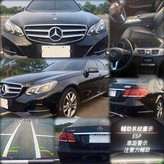 正14年 #Benz #E200  #W212 #CGI 小改款