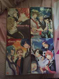 Starry Sky Anthology 4 Season (doujinshi) - Manga Bahasa Jepang
