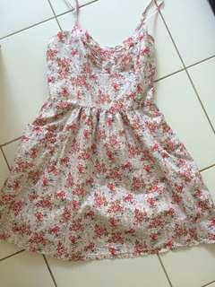 Size 10 Floral Dress