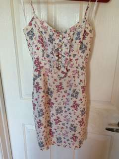 Size 10 Forever New Floral Dress