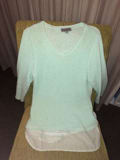 Just Jeans Knit Jumper (Size S)