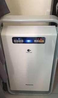 Panasonic Air purifier nonoe