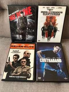 電影 DVD ($40@)