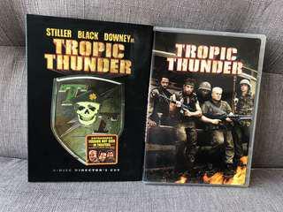 Tropic Thunder DVD (2-Disc Director's Cut)