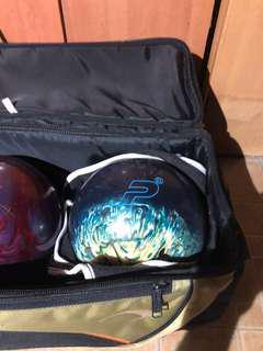 Bowling Ball Equipment