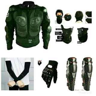 Body armor full ser