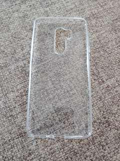LG G7 Transparent. Soft TPU Case