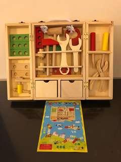 小朋友工具箱