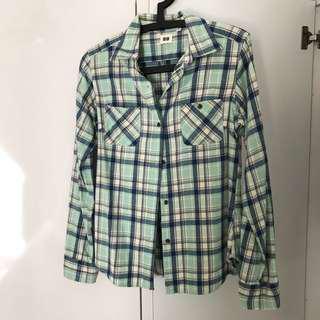 UNIQLO Flannel Shirt / Outerwear