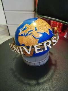 環球影城 universal 地球 擺設