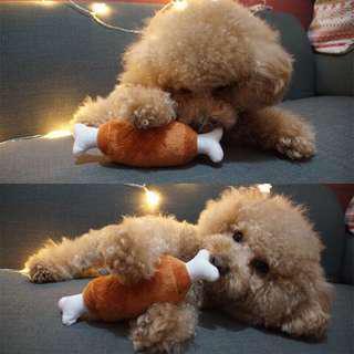 Pet toys mainan gigitan anjing boneka anjing
