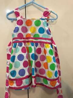 Polka Dots Dress x Gingersnaps x Zara x Mango x H&M x Carters x Mothercare x Gap x Old Navy