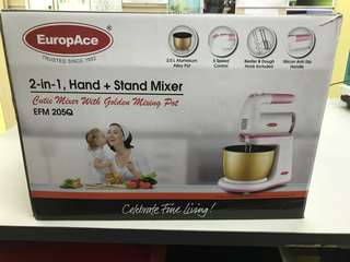 Europace 2in1 Hand +Stand Mixer EGM 205