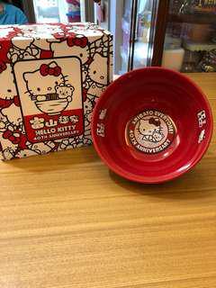 Hello Kitty 拉麵碗