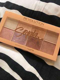 Revolution x soph highlight palette