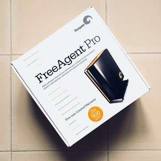 Seagate FreeAgent Pro 500GB