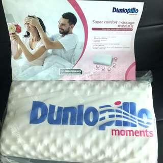 New Dunlopillo latex massage pillow